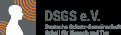 Logo von Deutsche Schutz-Gemeinschaft-Schall für Mensch und Tier e.V.
